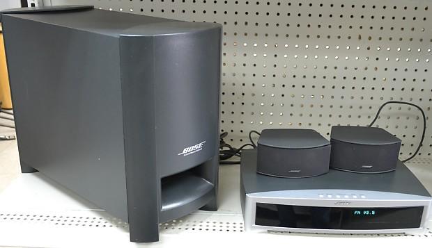 Bose 3.2.1.gs series 111, Audio...