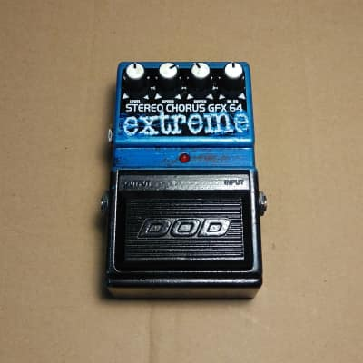 DOD Stereo Chorus Extreme X GFX64 for sale