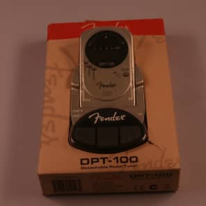 Fender  DPT-100 Detachable Pedal Tuner for sale