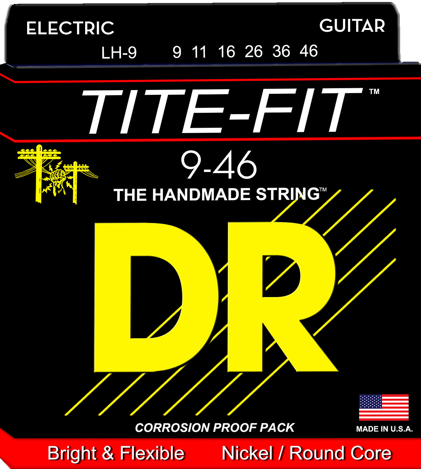 DR Strings Drop-Down Tuning DDT-10-46