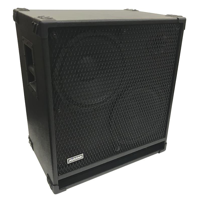 avatar b212 eminence delta lf bass guitar speaker cabinet reverb. Black Bedroom Furniture Sets. Home Design Ideas
