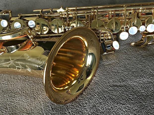 Yamaha Custom Ex Alto Used