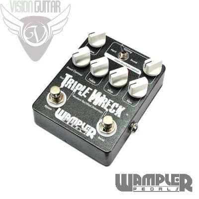 Wampler Pedals Triple Wreck - High Gain Distortion Pedal image