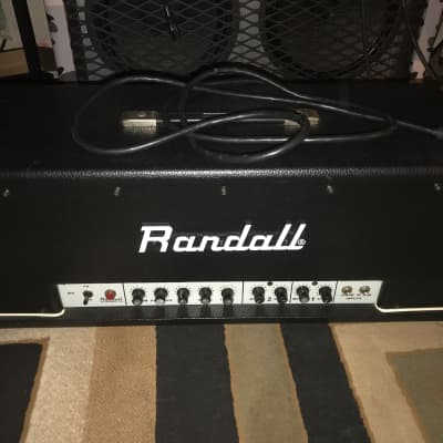 Randall RG100ES Dimebag Dime tone 80s Black for sale