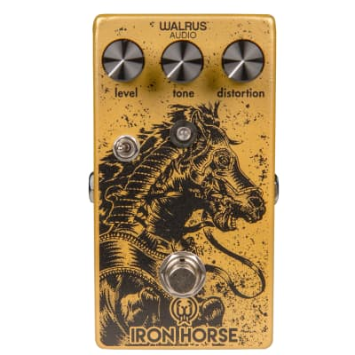 Walrus Audio Iron Horse V2 Distortion for sale