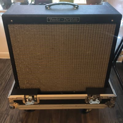 "Fender Hot Rod DeVille 3-Channel 60-Watt 4x10"" Guitar Combo 1996 - 2001"