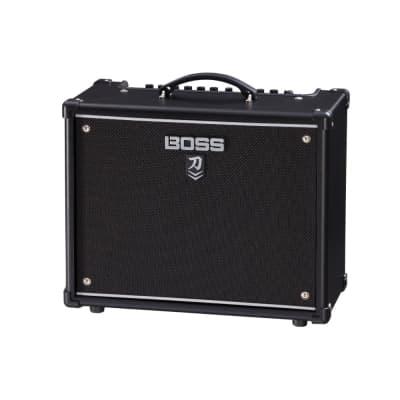 """Boss Katana-50 MkII 50-Watt 1x12"""" Digital Modeling Guitar Combo"""