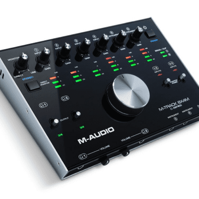 M-Audio M-Track 8x4M USB Audio / MIDI Interface