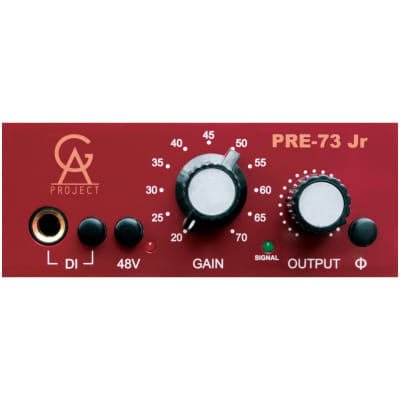 Golden Age Project Pre73 Jr Microphone Preamp
