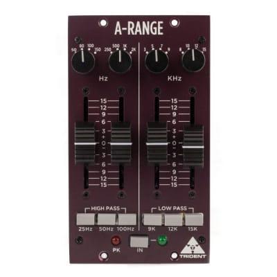 Trident A-Range 500 Series EQ Module