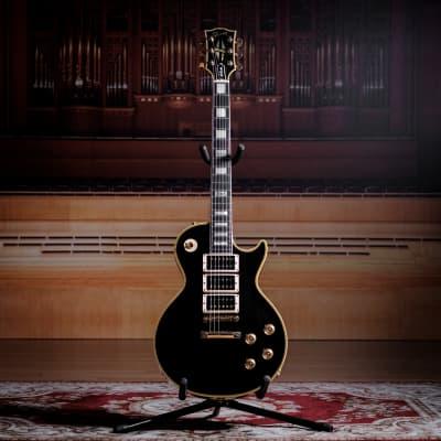 Gibson Custom Shop Peter Frampton 1954 Les Paul Custom Ebony for sale