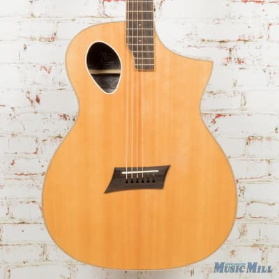 Michael Kelly MKTPE Triad Port Acoustic Electric - Natural (USED) for sale