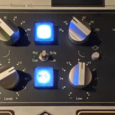 TK Audio TK-Lizer Dual-Mono Baxandall EQ with Mid/Side Processing
