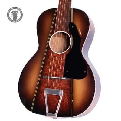 1930s S.S. Maxwell  Parlor Guitar sunburst for sale
