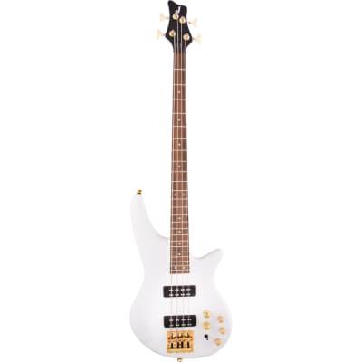 Jackson JS Series Spectra Bass JS3 Snow White for sale