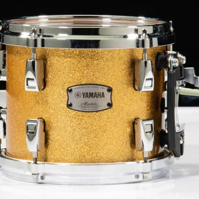 Yamaha Absolute Hybrid Maple 8x7 Tom - Gold Champagne Sparkle