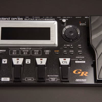 Roland GR-55S Guitar Synthesizer (without GK-3 pickup)