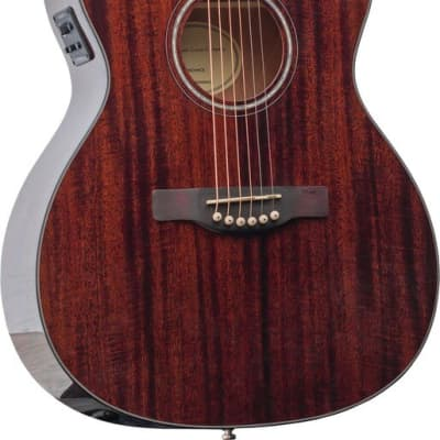 Adam Black O-4M CE- Natural with Gigbag for sale
