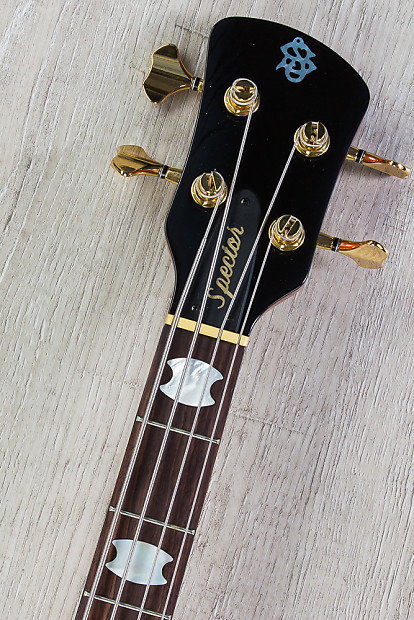 spector euro4 lx bass ultra amber gloss rosewood board reverb. Black Bedroom Furniture Sets. Home Design Ideas