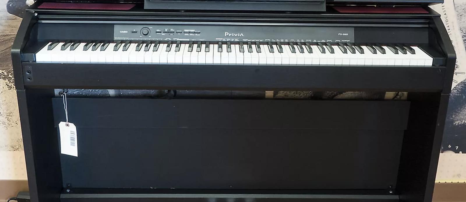 casio privia px 860 digital console piano reverb. Black Bedroom Furniture Sets. Home Design Ideas