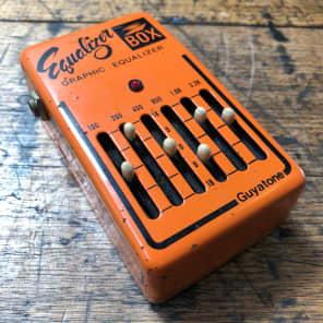 Guyatone Equaliser Box Orange for sale