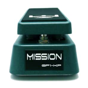 Mission Engineering EP1-KP Kemper Expression Controller Pedal - Green
