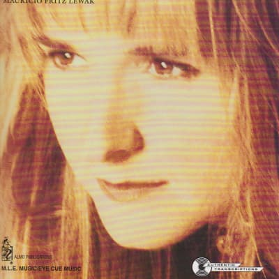 """""""Dance without Sleeping"""" Guitar/Tab/Vocal Sheet Music Melissa Ethridge 1992 Published by Belwin"""