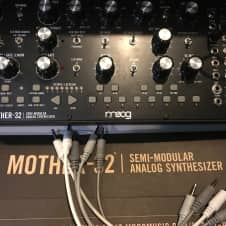 Moog Moog Mother-32 Tabletop / Eurorack Semi-Modular Synthesizer 2017