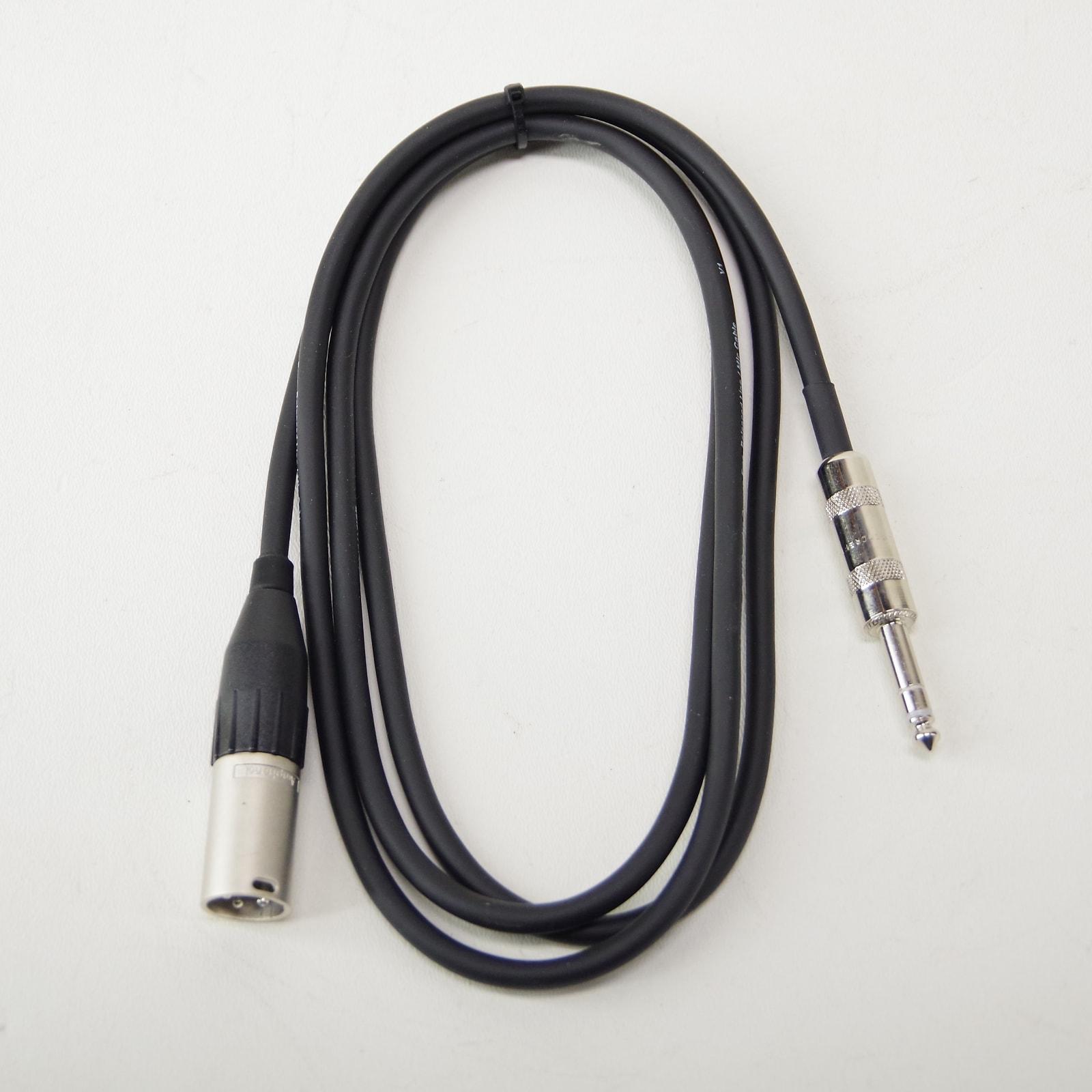 Quantum Audio Designs BP Series XLR(M) to 1/4