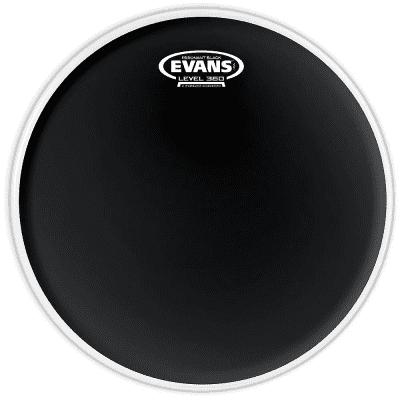 "Evans TT15RBG Resonant Black Drum Head - 15"""