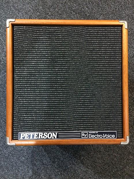 peterson p120g electric guitar amp inc manual cover reverb. Black Bedroom Furniture Sets. Home Design Ideas