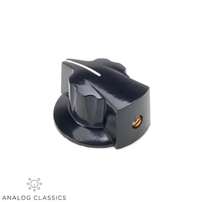 LA-2A OEM Replacement Knob w/ Brass Insert