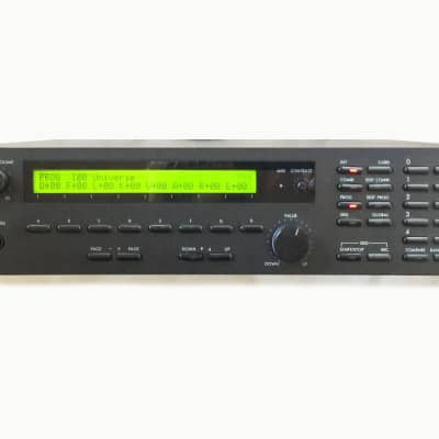 KORG M1R Rack Synthesizer Workstation. Made in JAPAN. Works and Sounds Great !