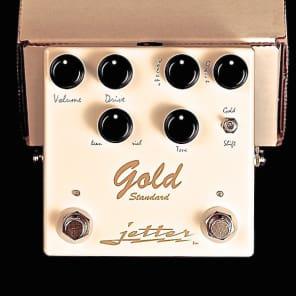 Jetter Gold Standard Overdrive Pedal