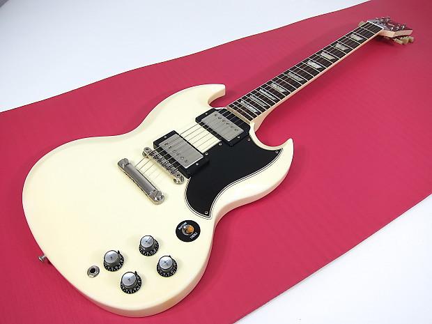 historic 2007 gibson sg standard vos custom shop guitar reverb. Black Bedroom Furniture Sets. Home Design Ideas