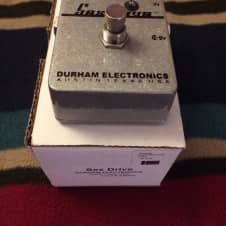 Durham Electronics Sex Drive clean Boost 2016 Silver Sparkle