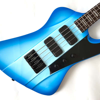 Diamond Guitars HFR4FM-BB Hailfire ST Bass guitar Blueburst *Worldwide FAST S/H for sale