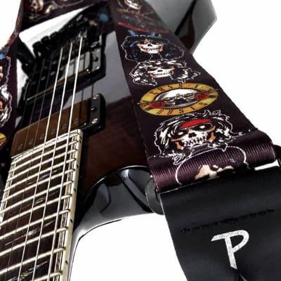 Perri /'Guns N Roses/' Skulls Strap