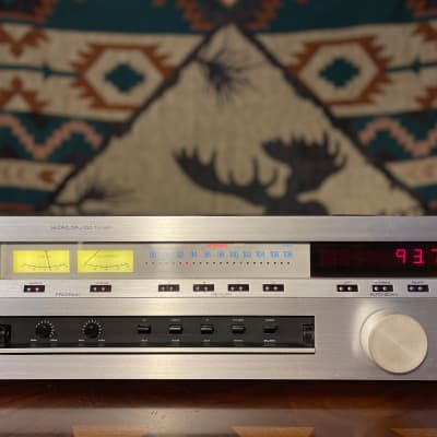 """Fully Restored Draco (Sherwood) CPU 100 Audiophile Stereo FM Tuner """"Worlds First Computer Controlled Tuner"""""""