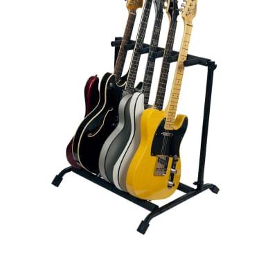 Gator Guitar Rack Stand, 5X