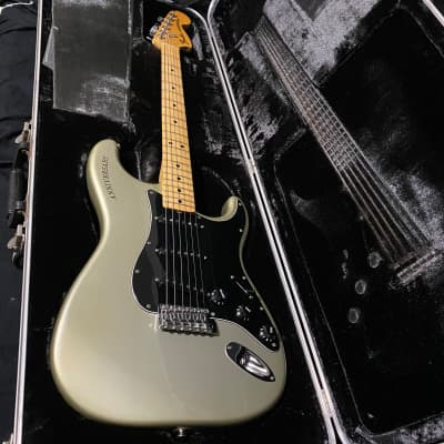 Fender 25Th Anniversary Stratocaster  1979 Silver for sale