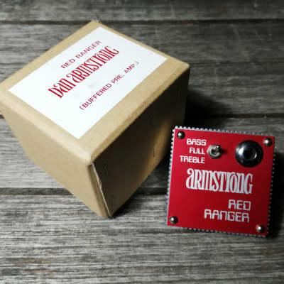 Dan Armstrong Red Ranger (VINTAGE, UK) for sale