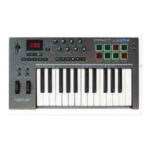 Nektar Impact LX25+ USB MIDI Keyboard Controller