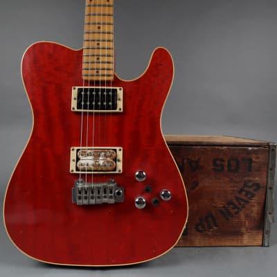 Bartram Guitars Telecaster Boutique + Gig Bag for sale