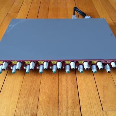 ATI 8MX2 8 Channel Mic Preamp / Summing Mixer