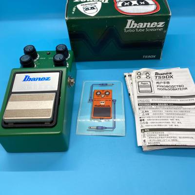 Ibanez TS9DX Turbo Tube Screamer w/original Box | Fast Shipping!