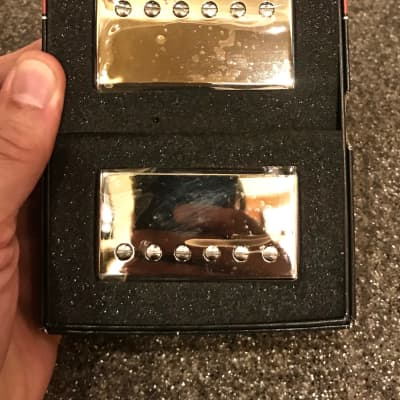 Gibson  Burstbucker 2 & 3 Humbucker Set.  2018 Chrome