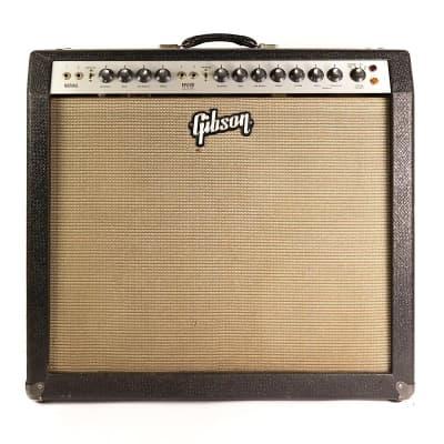 "Gibson GA-55RVT Ranger 50-Watt 4x10"" Guitar Combo 1965 - 1967"