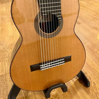 Amalio Burguet 1A 10 Strings Guitar 2020 Cedar for sale