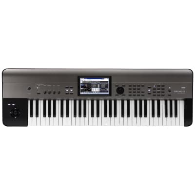Korg Krome EX 61 Synthesizer Workstation Keyboard